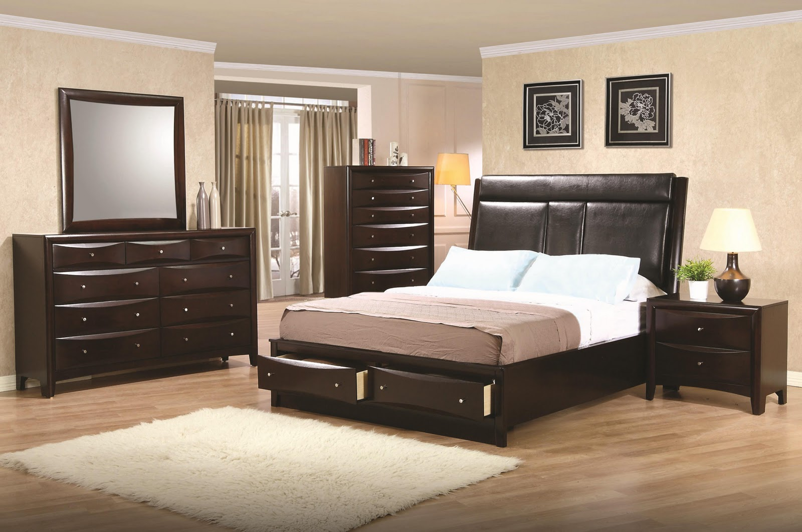 Storage Beds Bedroom Sets 1600 x 1062