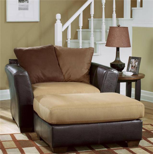 Ashley Furniture Signature Design Lawson Saddle Living Room Set Royal F